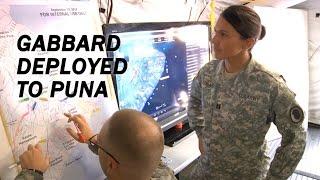 ARCHIVE (Nov. 4): Tulsi Gabbard's Puna Lava Flow Deployment