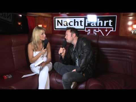 Leo Martin Interview Teil 1 @ Nachtfahrt TV