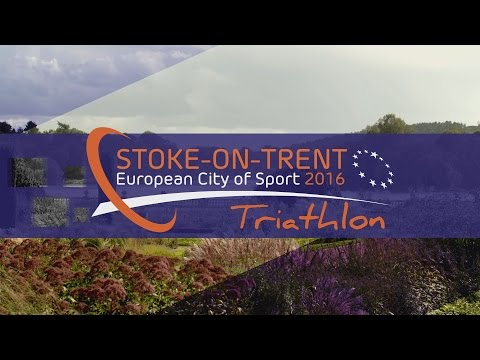 Stoke on Trent - European City of Sport 2016 Triathlon