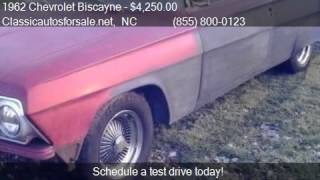 1962 Chevrolet Biscayne  - for sale in , NC 27603 #VNclassics