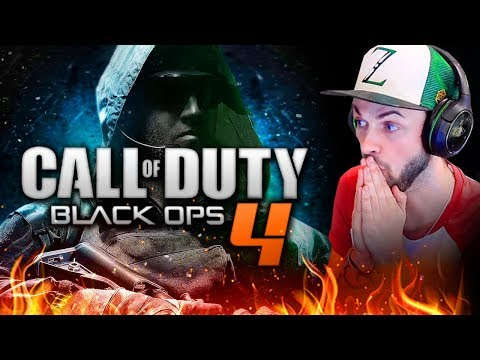 BLACK OPS 4 - Battle Royale...? (COD 2018)