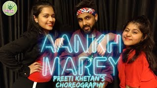 Aankh Maare | Dance Fun | Simmba | Dance Choreography | Ranveer Singh | Sara Ali Khan