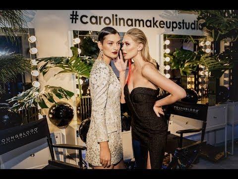 """10-asis ,,Carolina Make Up Studio"""" Gimtadienis"""