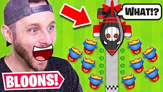 THIS IS SO BROKEN! (Bloons TD)
