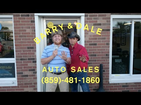 Barry and Dale's Auto Sales
