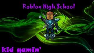 ROBLOX: Roblox High School: IM THE PRINCIPAL?:Kid Gaming