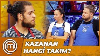 İkinci Dokunulmazlığı Kazanan Takım   Masterchef Türkiye 11.Bölüm