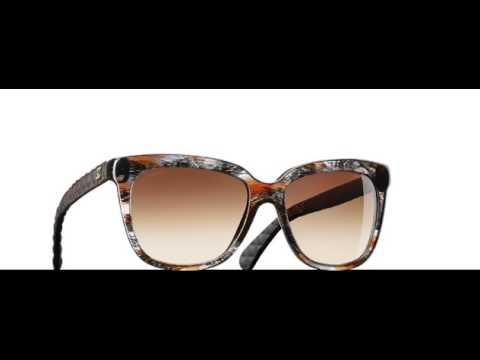 959510a30f Gafas de Sol Chanel para Dama Novedades 2015 - YouTube
