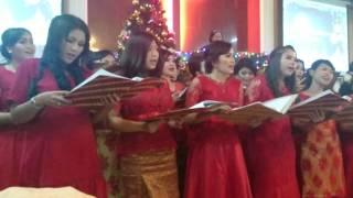 Lagu pujian Natal Permata GBKP Setia Budi Medan