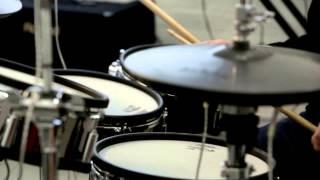 Topper Headon (The Clash) on Roland TD-30KV V-Drums