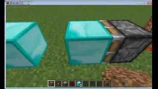 Minecraft l Sınırsız Diamond Makinası.