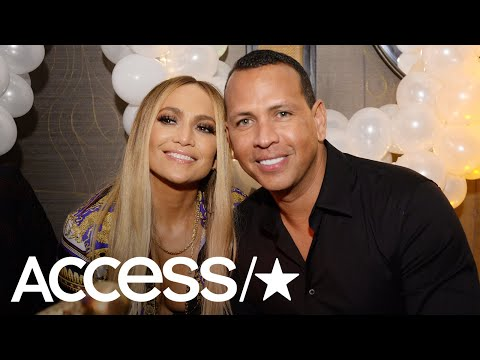 Alex Rodriguez Honors Jennifer Lopez After Her Final Las Vegas Residency Show: 'I Love You' | Access