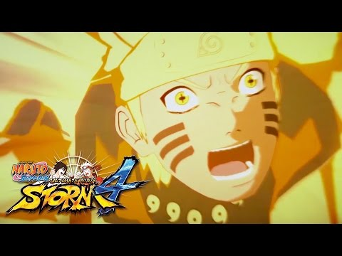 Game Intro - Naruto Shippuden: Ultimate Ninja Storm 4 (Official)