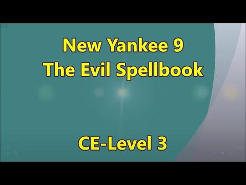 New Yankee 9: The Evil Spellbook CE CE-Level 3 |