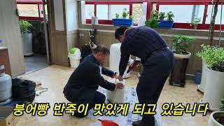 천안상현교회 붕어빵 및 마스크 전도-2021.10.21