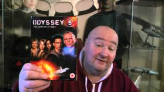 cancelled series review ODYSSEY 5  could have been a classic