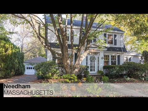 Video of 44 Prince Street | Needham Massachusetts real estate & homes by Ned Mahoney