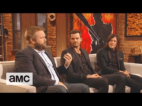Talking Dead: 'Daryl's Journey Down Easy Street' Highlights Ep. 708