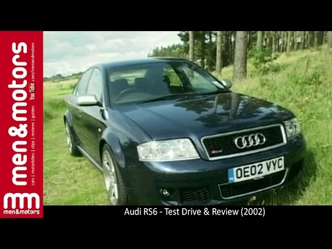 Audi RS6 - Test Drive & Review (2002)