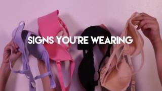 Signs You're Wearing the Wrong Bra Size