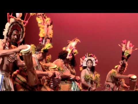 Obee Cultural Dance Group of Papua New Guinea