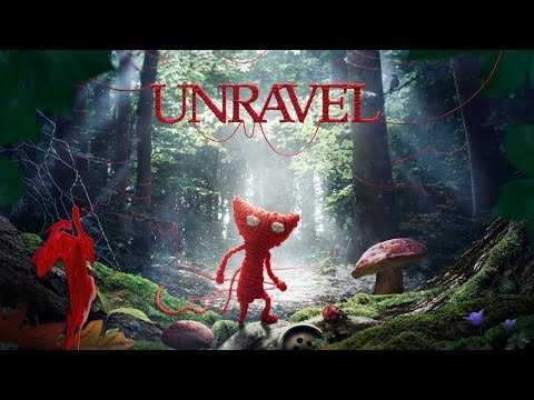 Unravel Walkthrough part 1 - Thistle and Weeds
