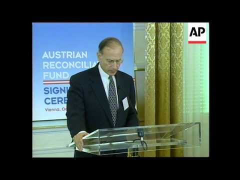 AUSTRIA: COMPENSATION TO NAZI-ERA FORCED LABOURERS 2