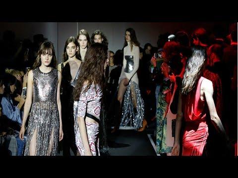 Paco Rabanne   Sring/Summer 2018   Paris Fashion Week