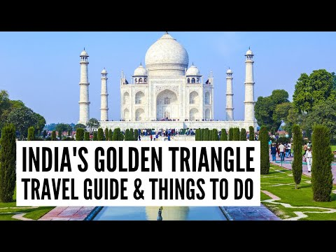 India's Golden Triangle Travel Guide - Tour the World TV