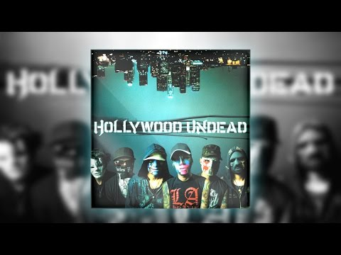 Hollywood Undead - California [Lyrics Video]
