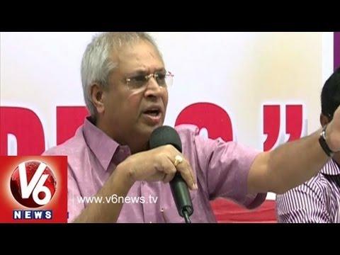 Undavalli wants Hyderabad Second Capital to India