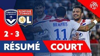 Résumé Court Bordeaux / OL 2019 | Ligue 1 | Olympique Lyonnais