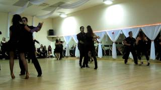 Laith Sami's Performance Group - Goth Salsa - Dance Junction, Rochester
