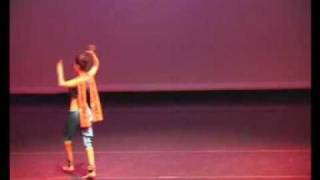 Uttara Iyer -  Miss IndiaNZ 2007 Talent Item