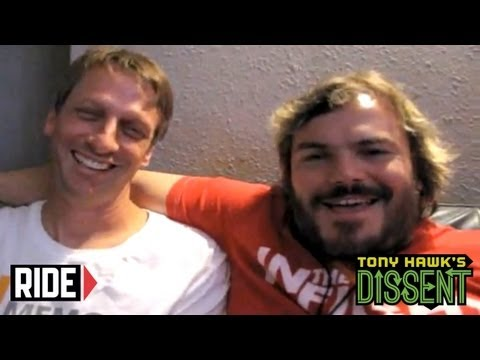 Tony Hawk Interviews David Spade, Jack Black, Neil Patrick Harris and more - Dissent