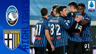 Atalanta 3-0 Parma | Atalanta ease to a 3-0 win over Parma | Serie A TIM