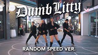 [KPOP IN PUBLIC] KARD (카드) - DUMB LITTY Random Speed Dance in Australia | 9BIT X ORBIT