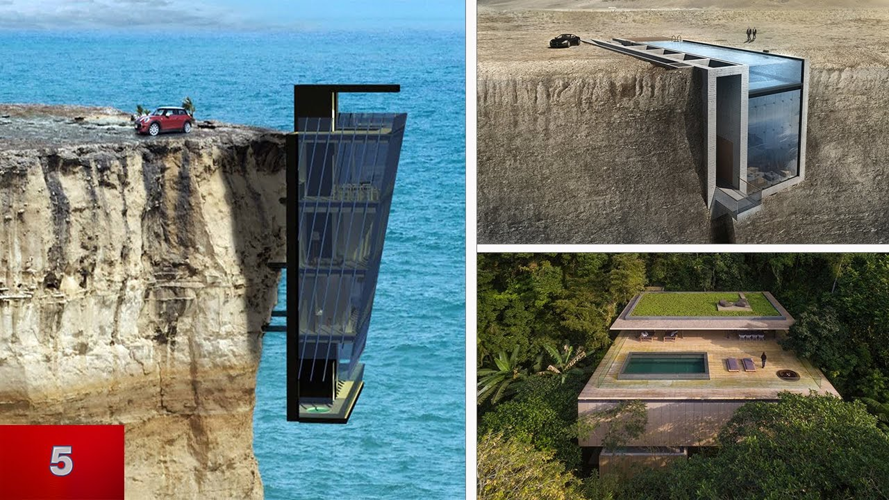 Secret Garden: 5 Amazing Hidden Homes You Have To See To Believe . 5 Most