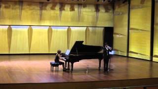 Yann Zhe Yau Recital #2
