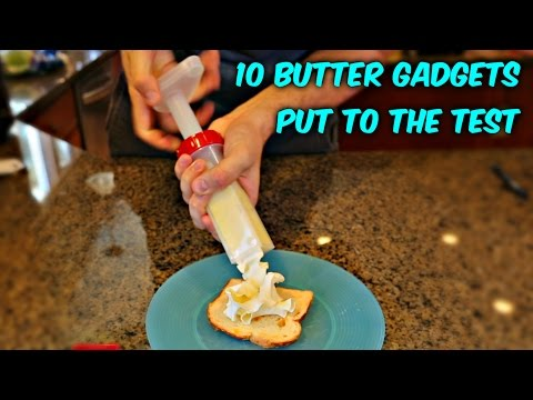 Thumbnail: 10 Butter Gadgets Put to the TEST