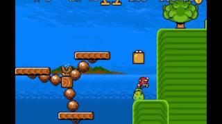 Super Mario Omega - 1 - Alpha