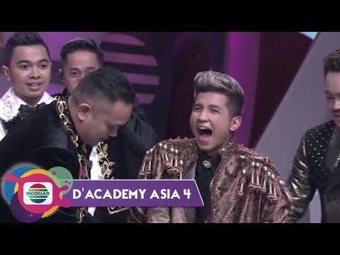 HADUH! Hadiah Dari Nassar untuk Zam Ryzam Rusak! Salah Siapa? | Konser Kemenangan DA Asia 4