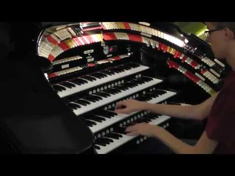 From This Moment On - Wurlitzer Theater Organ