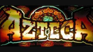 2004 ELECO AZTECA LEGEND RETURNS SUPER BIG BONUS  アステカ  698 PACHISLO SLOT MACHINE