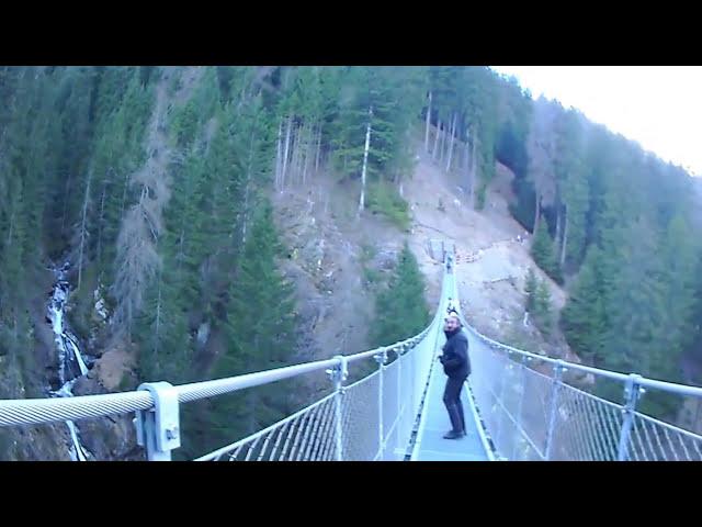 In Val di Sole: ponti tibetani e trekking