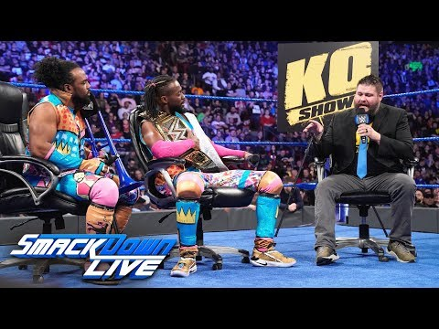 Kevin Owens wants to join The New Day: SmackDown LIVE, April 16, 2019