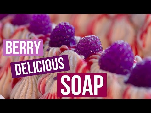 Berry Delicious Soap | Royalty Soaps
