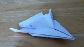 How To Make A Origami Jet