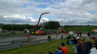 Herlevi Pulling Team at Bryne, Norway 4k