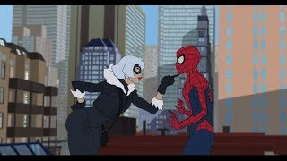 Spidey Chasing Black Cat - Marvel's Spider-Man